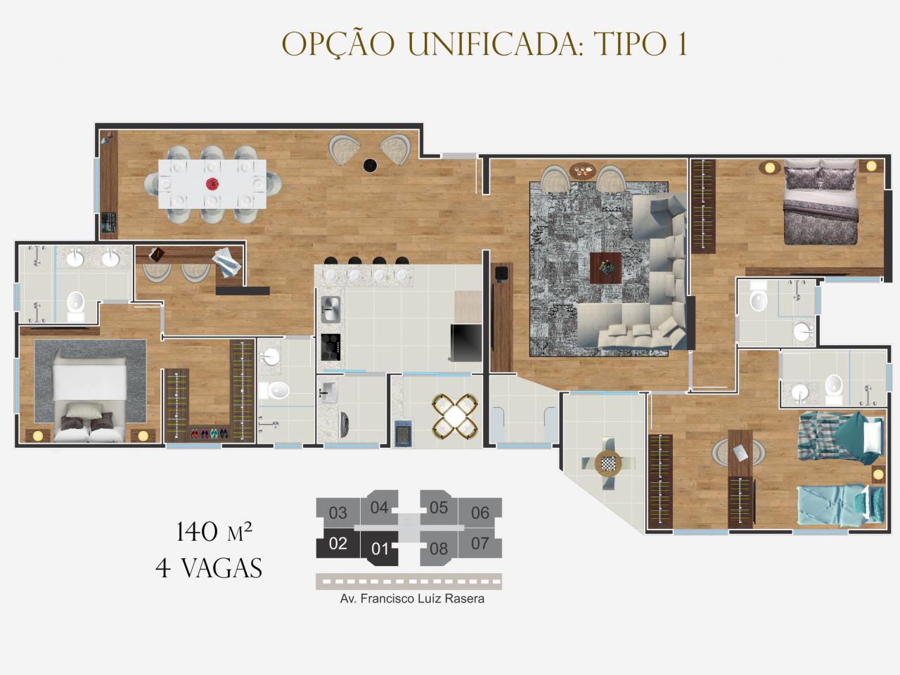 Residencial Villa Serena Piracicaba